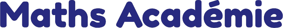 Logo Maths Academie